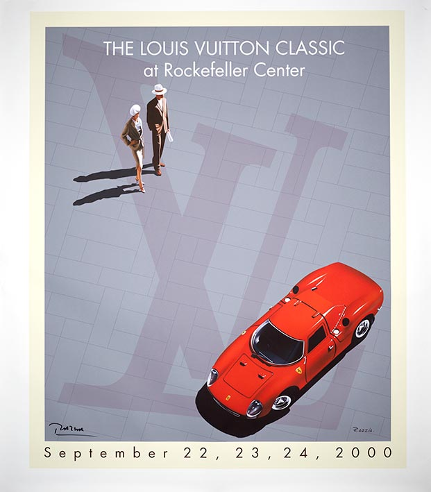 Collector Studio Fine Automotive Memorabilia 2000 Louis Vuitton