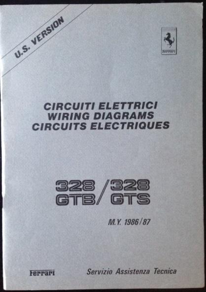 Collector Studio - Fine Automotive Memorabilia   328 Gts Wiring Diagram